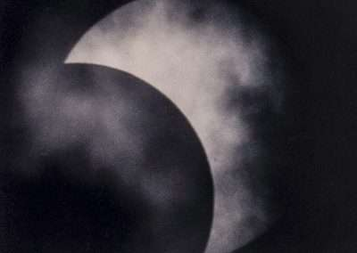 Thomas Ruff, Sonnenfinsternis, 2004, photograph, 3 x 3.5 inches: image