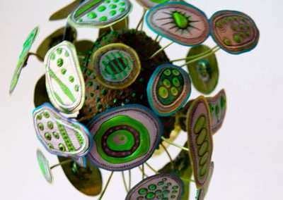 Friends of Art Ornament Auction at Richard Levy Gallery: Lea Anderson
