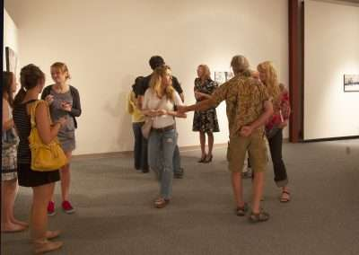 Reception: William Betts, Simpatia é Quase Amor at Richard Levy Gallery