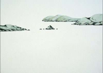 William Steiger, Sugarloaves at Richard Levy Gallery