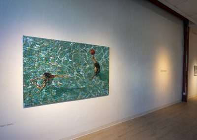 Installation View: 2020 Vision at Richard Levy Gallery