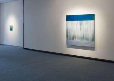 Thomas Zitzwitz, Alors commença le bonheur exhibition at Richard Levy Gallery
