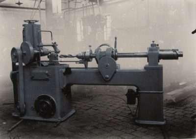 Thomas Ruff, from Maschinen