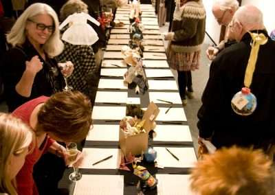 Friends of Art Ornament Auction
