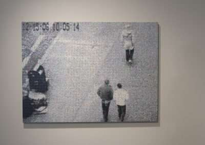 William Betts View From the Panopticon at Richard Levy Gallery