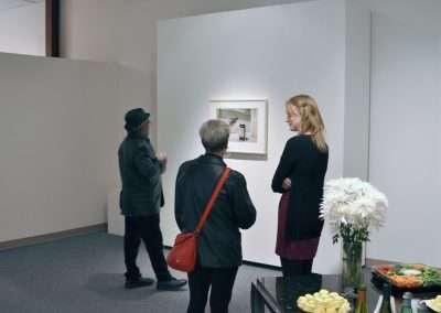 Natsumi Hayashi Levitations reception at Richard Levy Gallery
