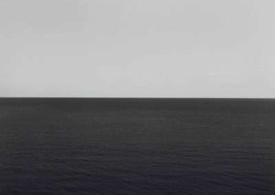Hiroshi Sugimoto, Caribbean Sea, Jamaica, 1980, 2005, offset lithograph, image: 6.5 x 8 inches, Edition 206/250