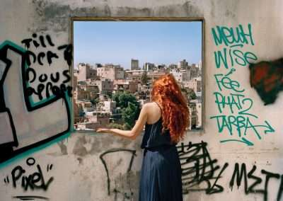 Rania Matar, Nour, Beirut, Lebanon, 2017, archival pigment print on Baryta paper, 19.2 x 24 inches: image, edition of 8, 28.6 x 36 inches: image, edition of 6, 40 x 50 inches: image, edition of 2