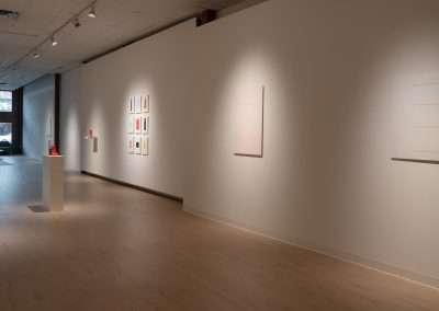 Jeff Kellar installation at Richard Levy Gallery