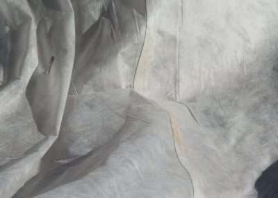 Tricia Capello, Crop Covering, 2019, Dye sublimation on aluminum, 36 × 24 in, Edition of 8